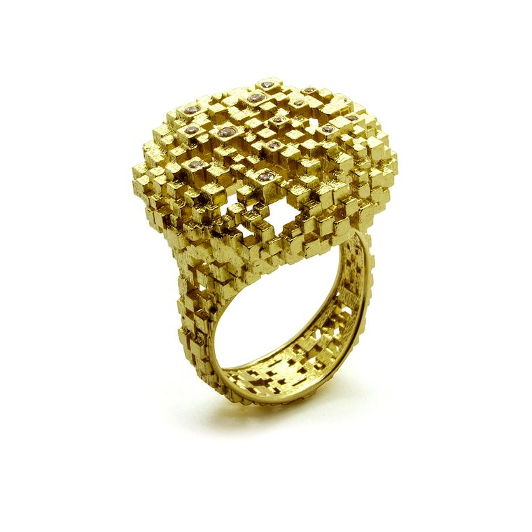 3D Printing Of Precious Metals Could Revolutionize Jewelry