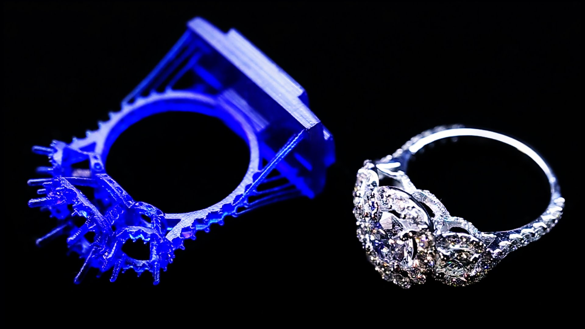 3d Printing The Solution To Complicated Jewelry Designs
