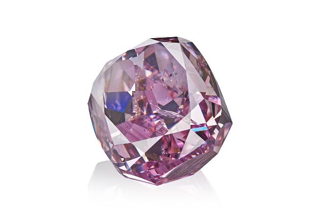 ALROSA To Display Largest Ever Purple-Pink Diamond & 250 ...