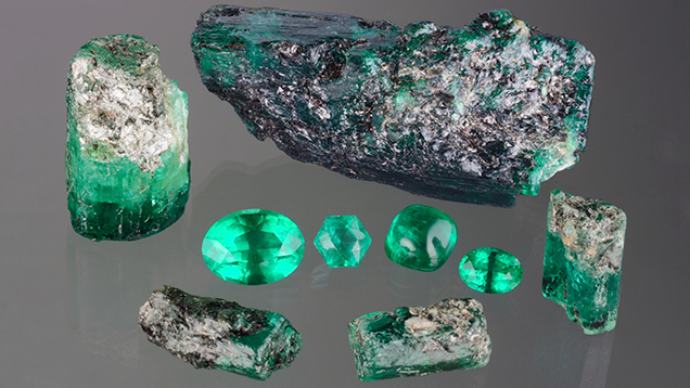 Ethiopian Emeralds The Next Big Thing The Diamond Loupe