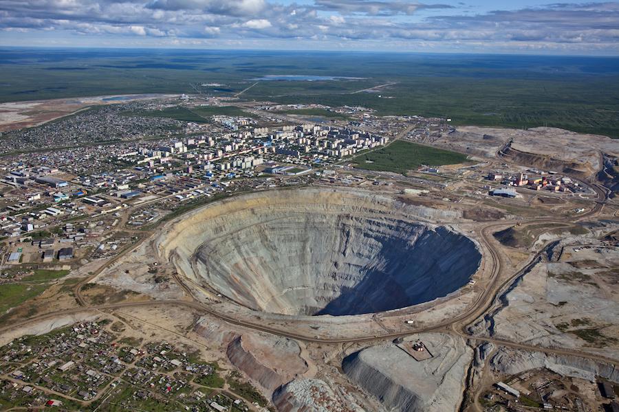 ALROSA Estimates $170-200M in Losses from Mir Mine Accident | The