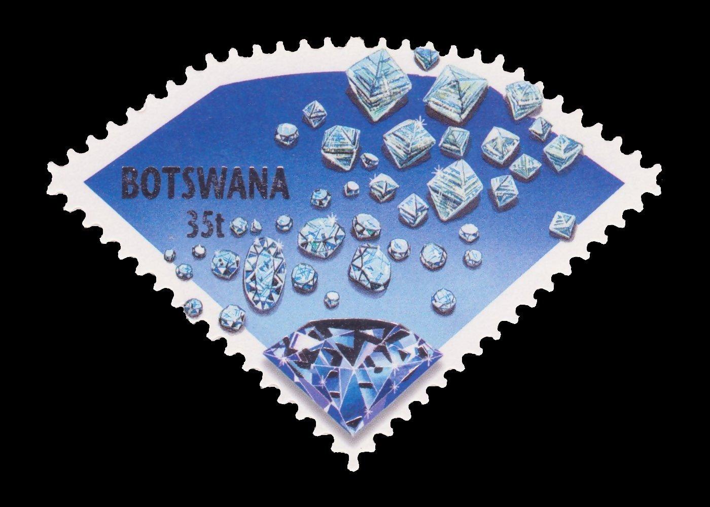 Botswana February Diamond Exports +29% Over 2015, Down ...