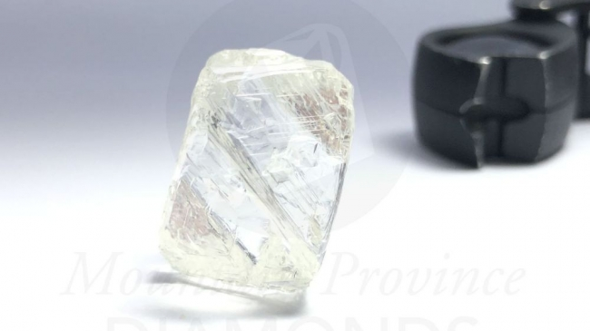 """Mountain Province's 9th Rough Diamond Sale in Antwerp """"Very Promising"""""""