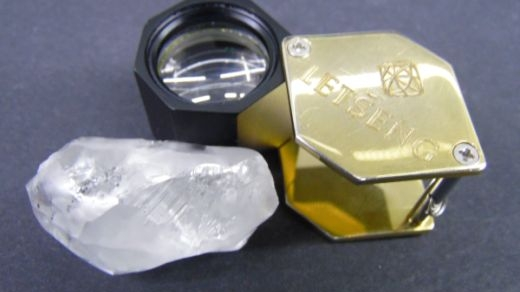 Gem Diamonds Recovers 140ct. White Stone at Letšeng Mine