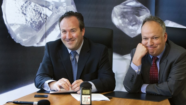 Stornoway CEO Manson To Step Down, COO Patrick Godin To Step In