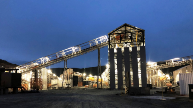 Lucapa Starts Commercial Diamond Recoveries at Mothae Mine, Lesotho