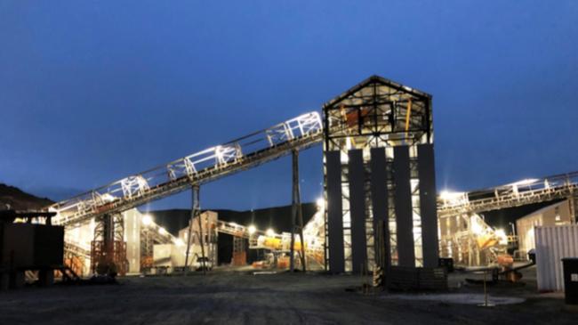 Lucapa在莱索托Mothae矿开始商业化钻石采收