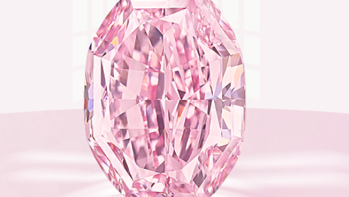 Spirit of the Rose: Another Priceless Diamond For Sale