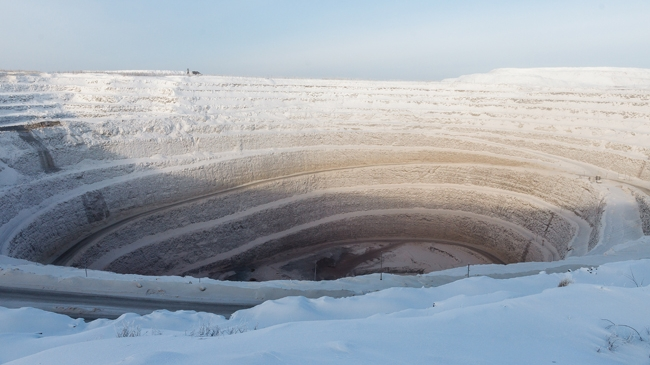 Alrosa's Q1 Production and Sales Decline from 2018, Launches New Mine