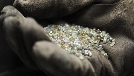 Rio Tinto Diamond Output Down 10% in H1 2019