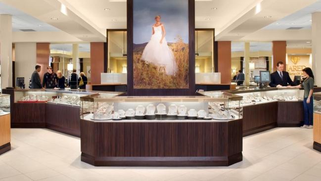 Signet Jewelers 节日季销售情况不佳,销售额下跌